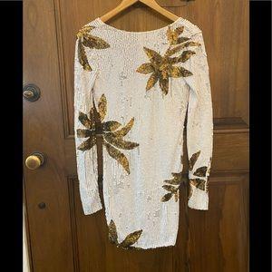 Michael Costello Aldon Dress